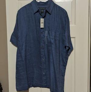Men's Banana Republic Linen Shirt